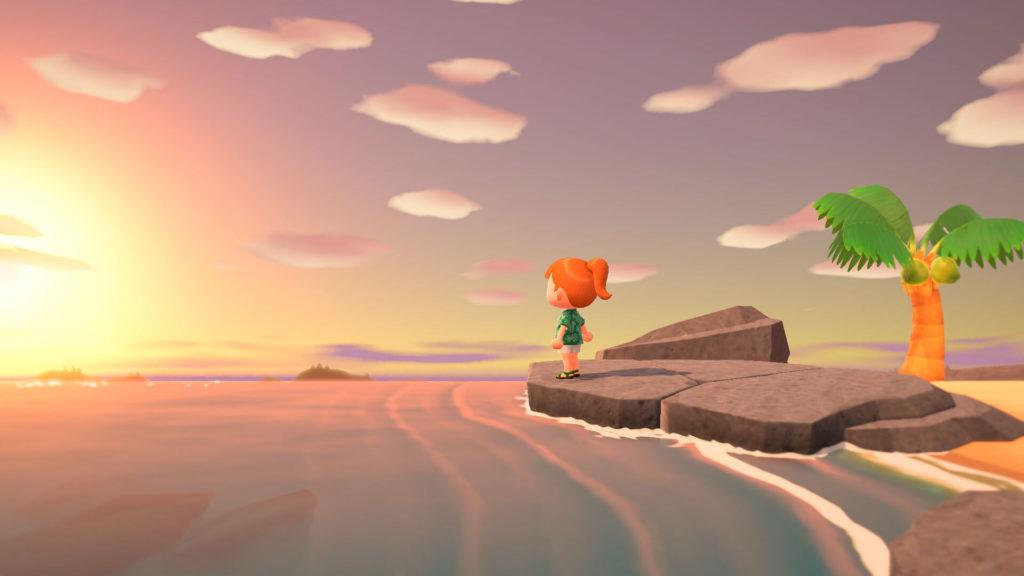 Crea tu isla en Animal Crossing