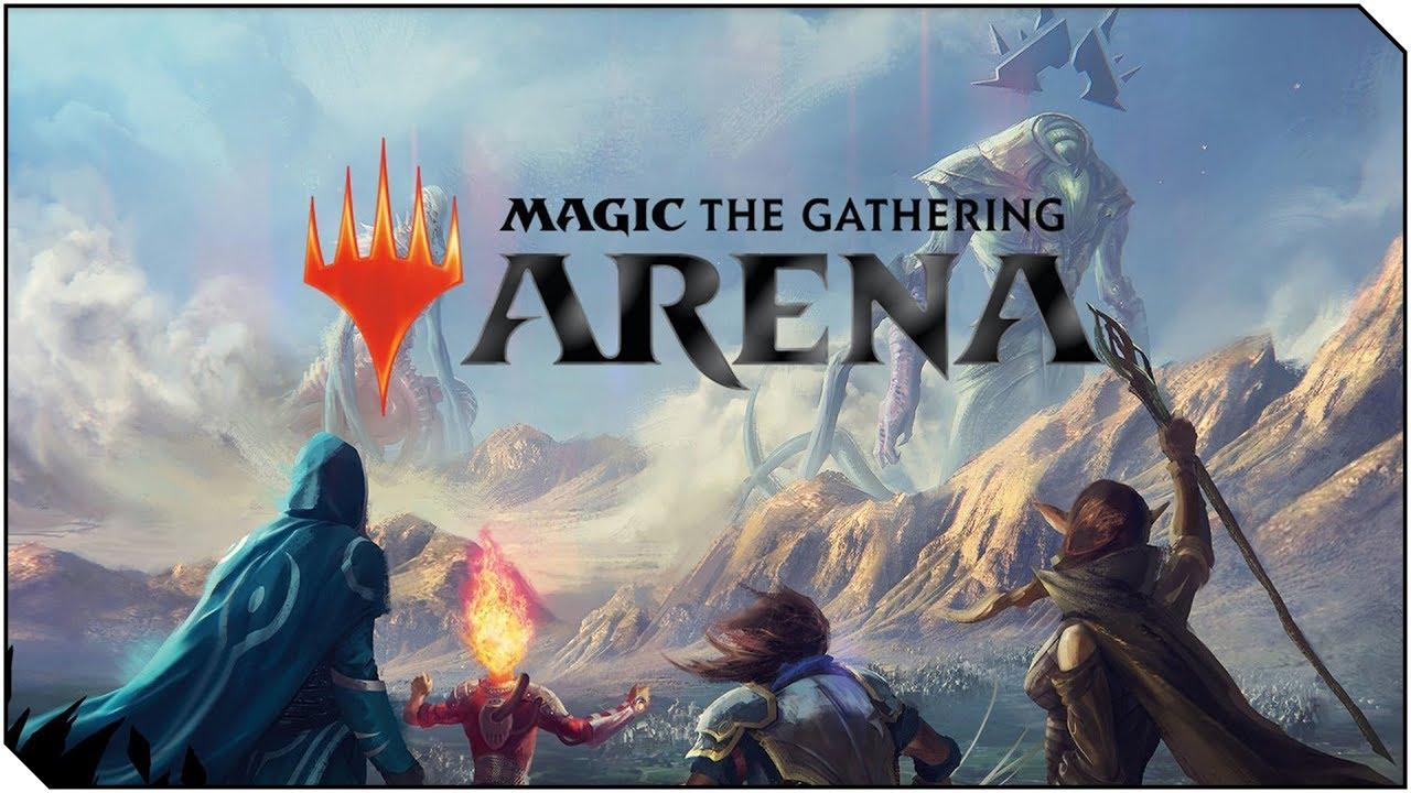 Jugar a Magic The Gathering Arena