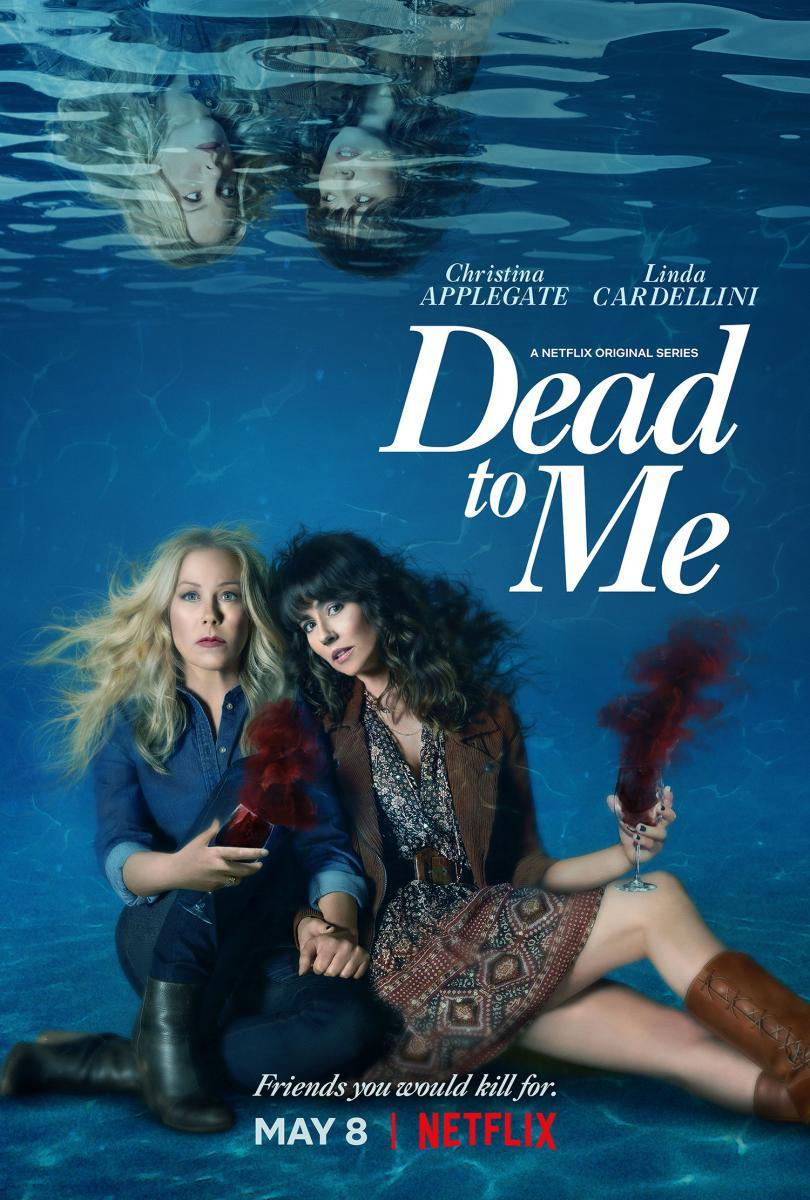 Cartel de la temporada 2 de Dead to me