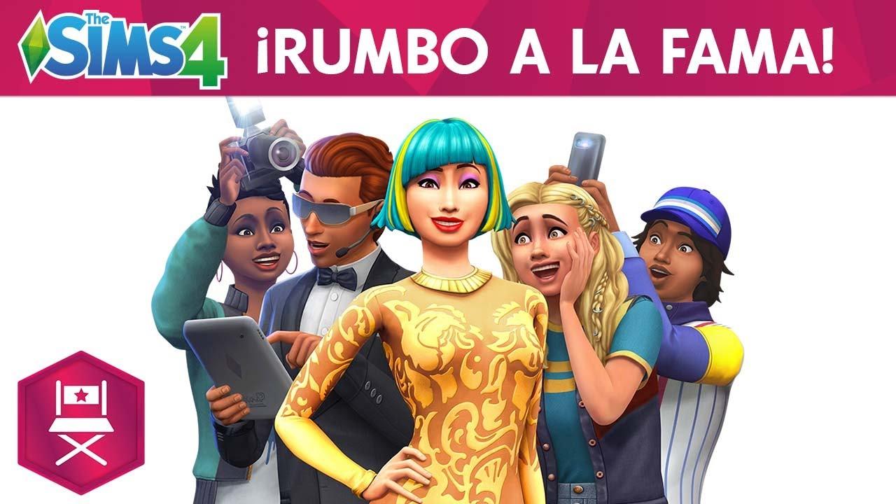 Jugar a Los Sims 4 ¡Rumbo a la fama!