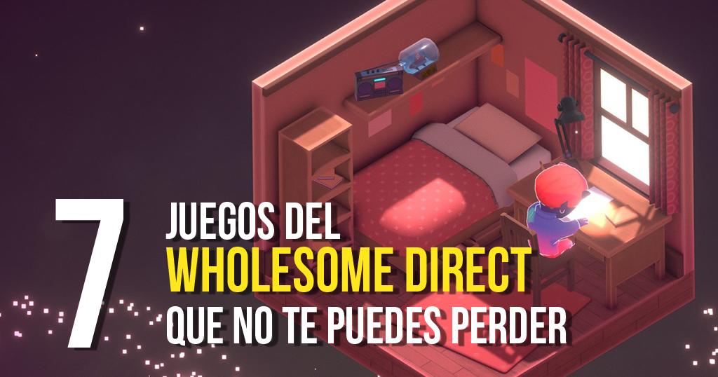 Los mejores juegos de Wholesome Games