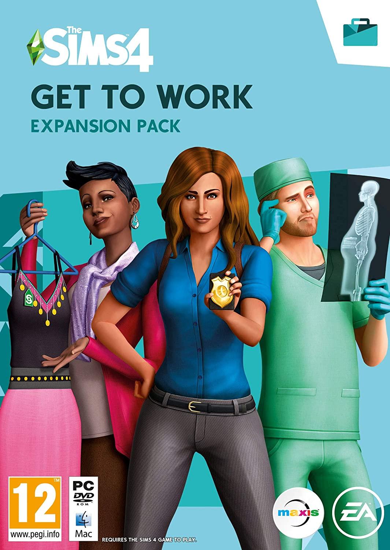 Análisis Los Sims 4 ¡A trabajar!