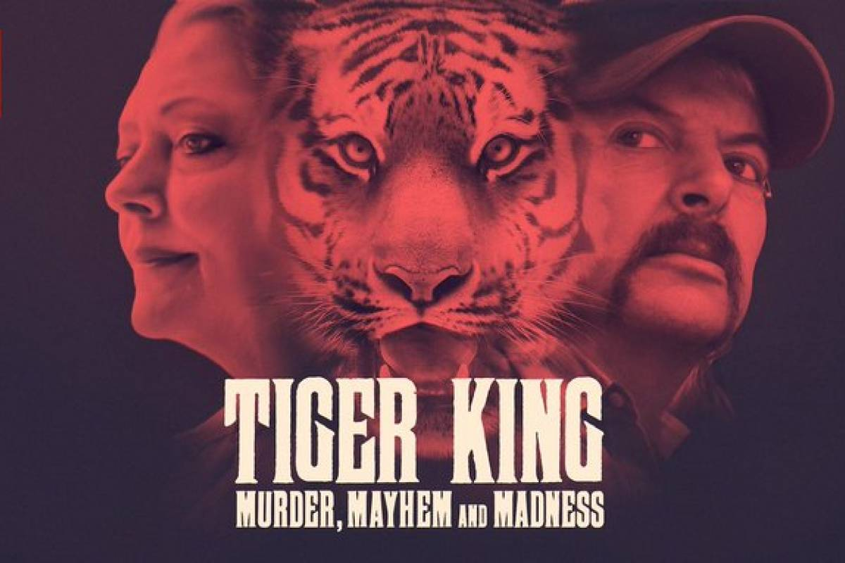 Cartel de Tiger King