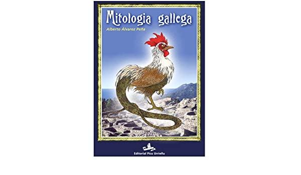 Libro de Mitología gallega