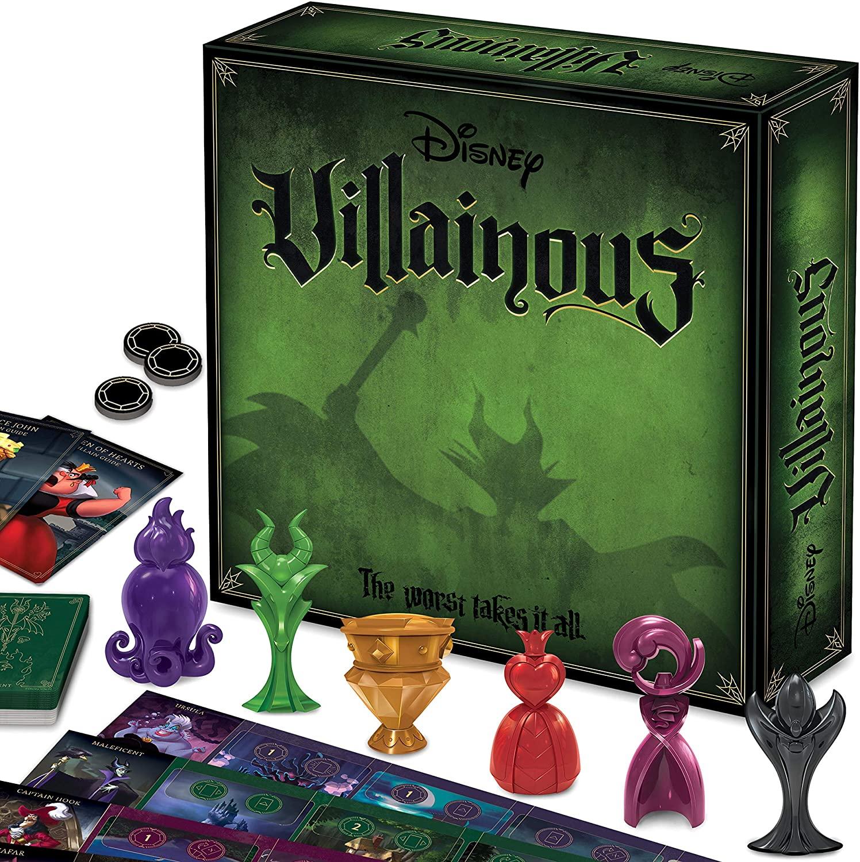 Juego de mesa Villainous