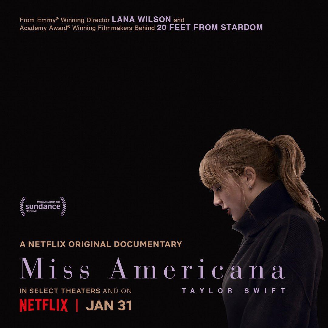 Análisis de Miss Americana