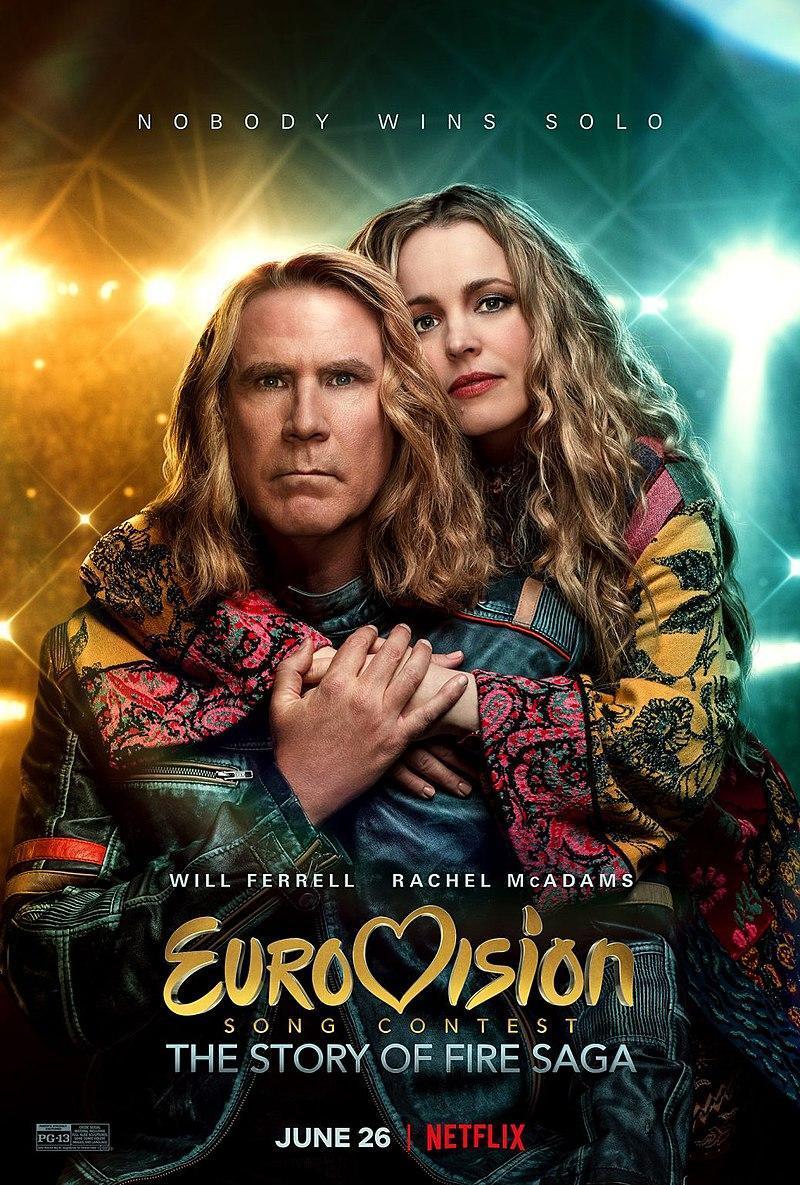 Cartel de la película de Eurovisión