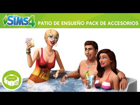 Análisis de Los Sims 4 Patio de ensueño