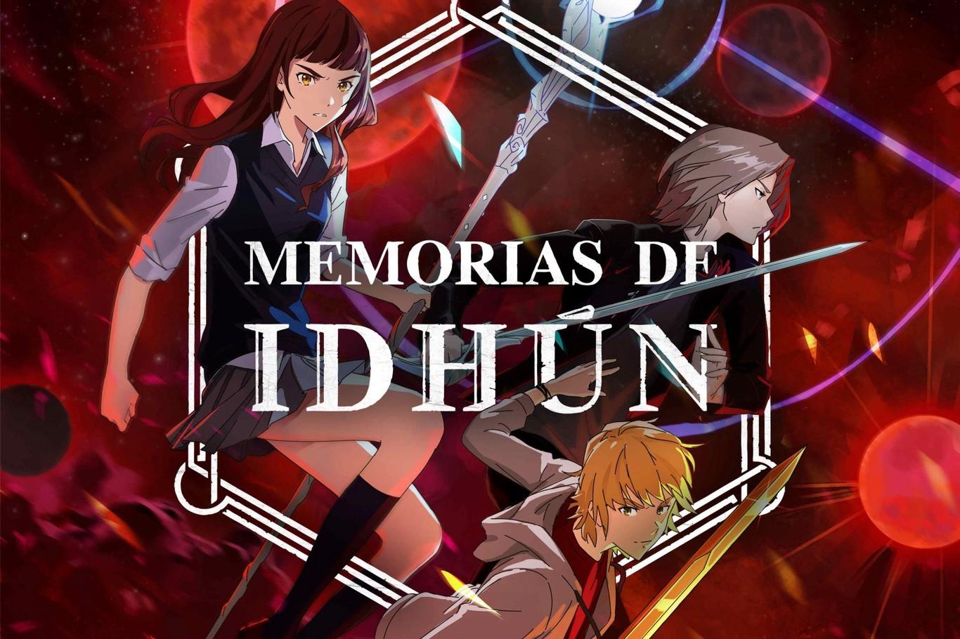 Temporada 1 de Memorias de Idhún