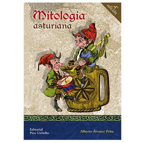 Libro Mitología asturiana