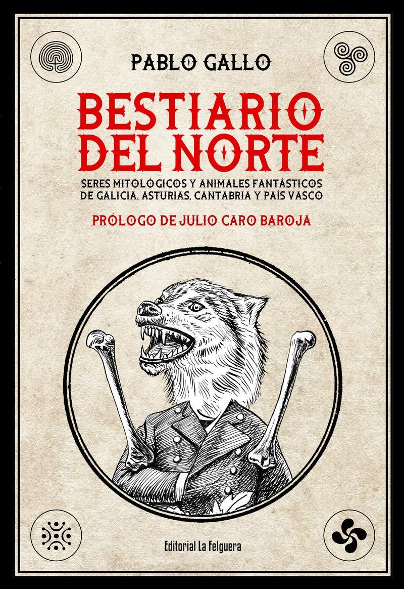 Libro Bestiario del norte
