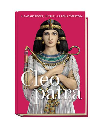 Portada de Colección Poderosas: Cleopatra