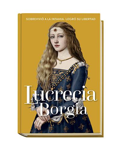 Portada Colección Poderosas: Lucrecia Borgia