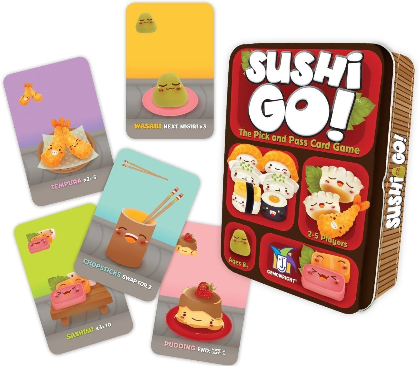 Análisis de Sushi Go!
