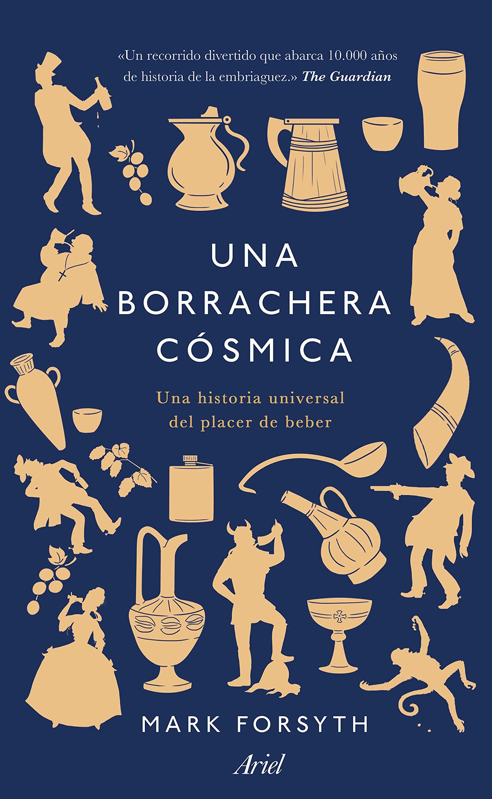 Libro Una borrachera cósmica