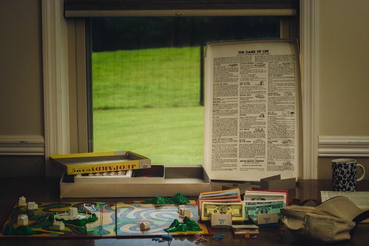 Imprime tus juegos favoritos: Cómo jugar a juegos de mesa gratis
