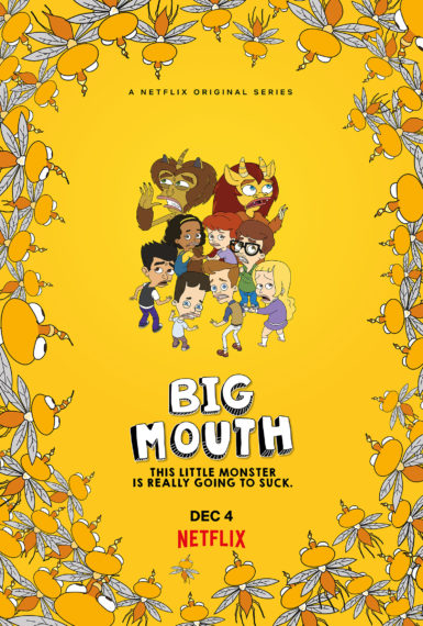 Temporada 4 de Big Mouth