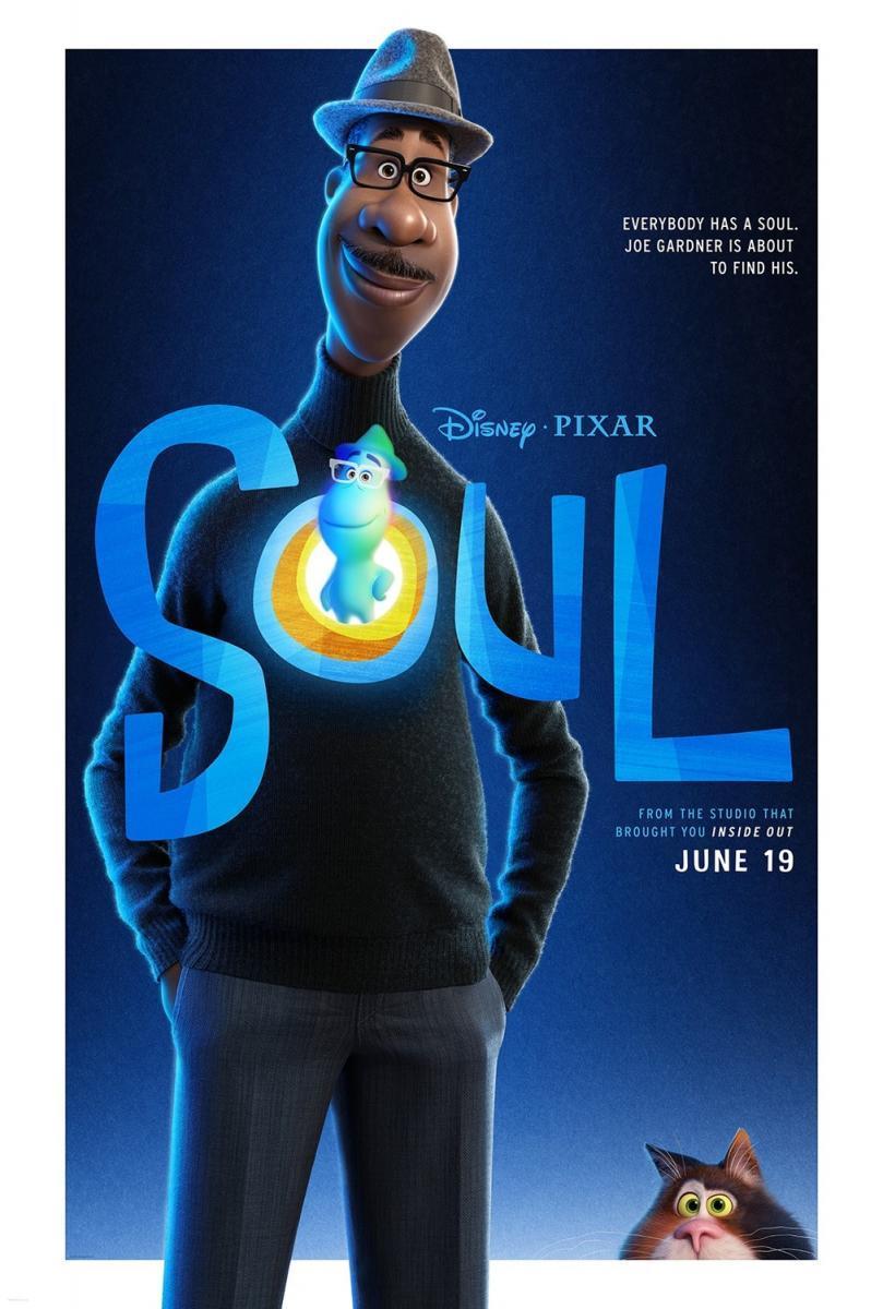 Cartel de la película Soul
