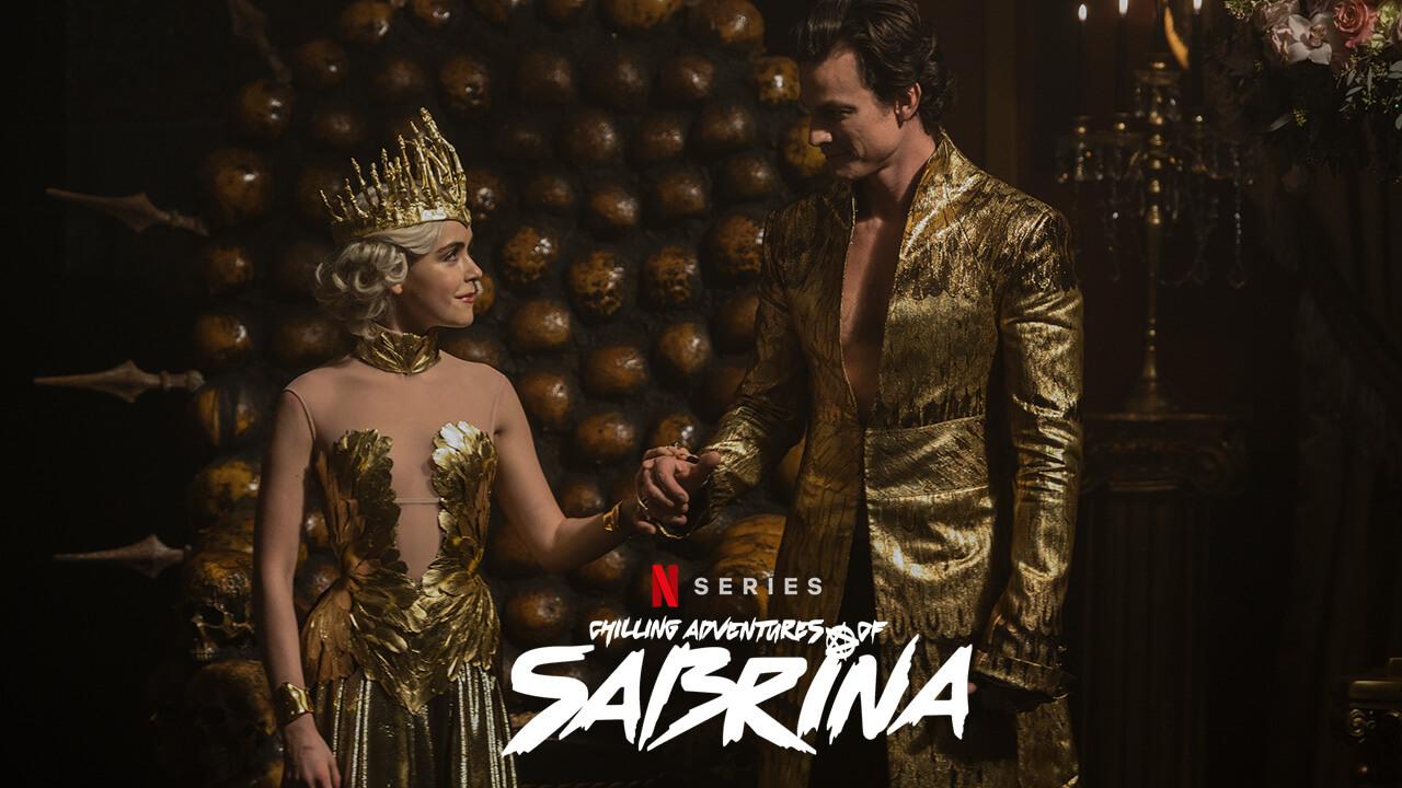 Temporada 4 de Las escalofriantes aventuras de Sabrina