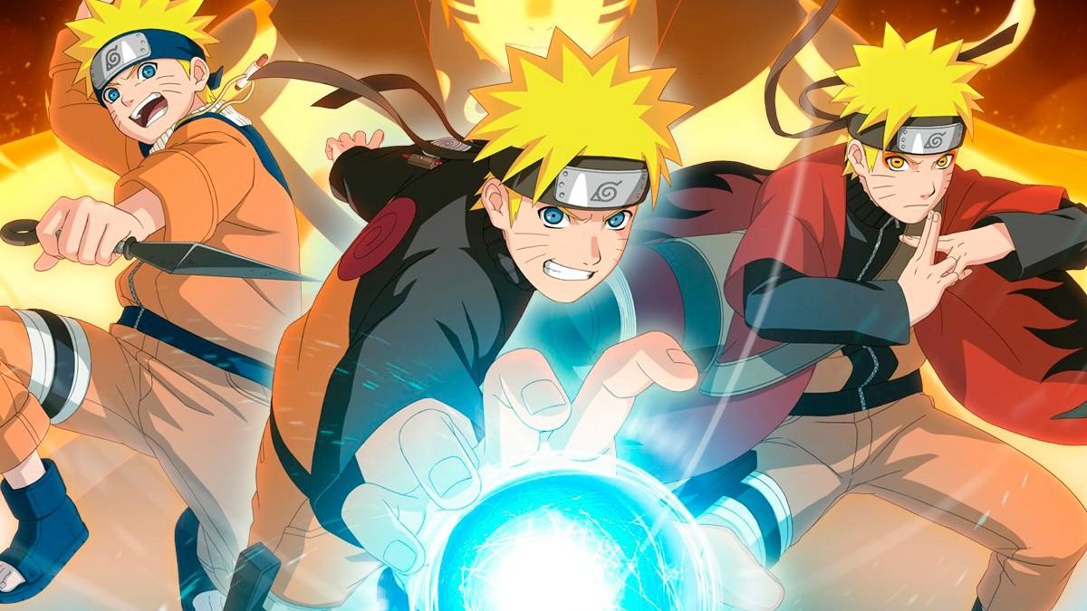 5 regalos de Naruto