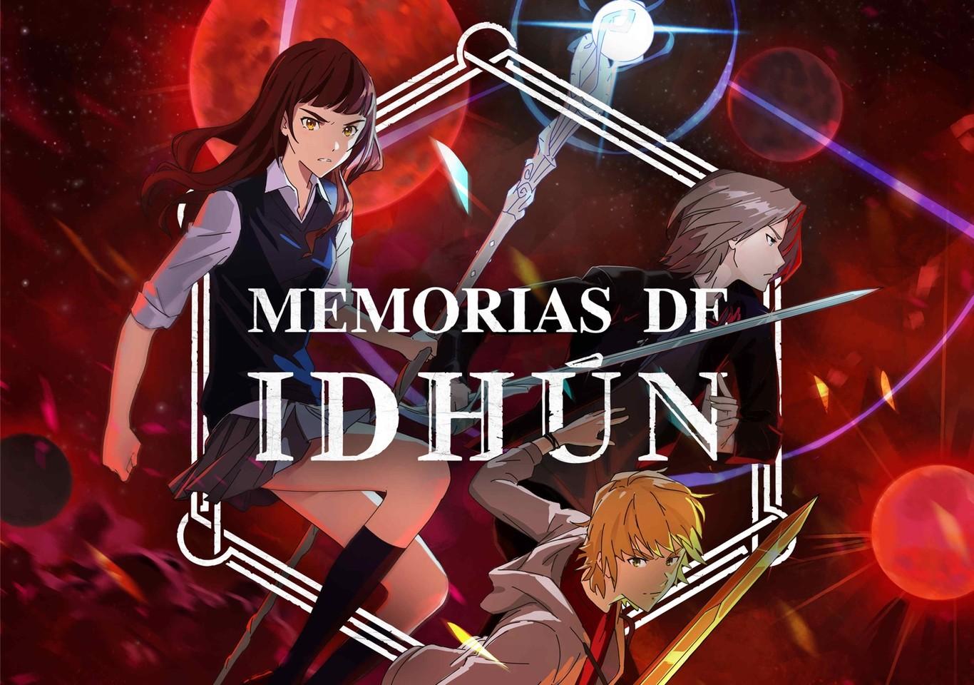 Temporada 2 de Memorias de Idhún