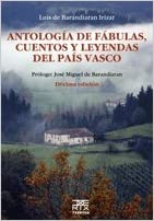 Antología de fábulas cuentos y leyendas del País Vasco
