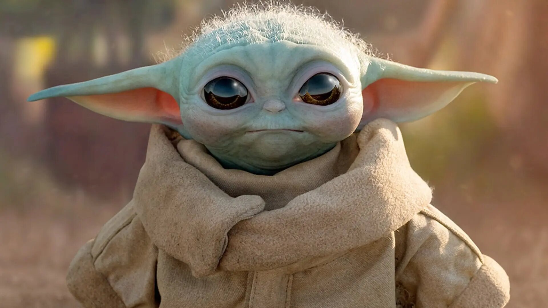 Productos de Baby Yoda