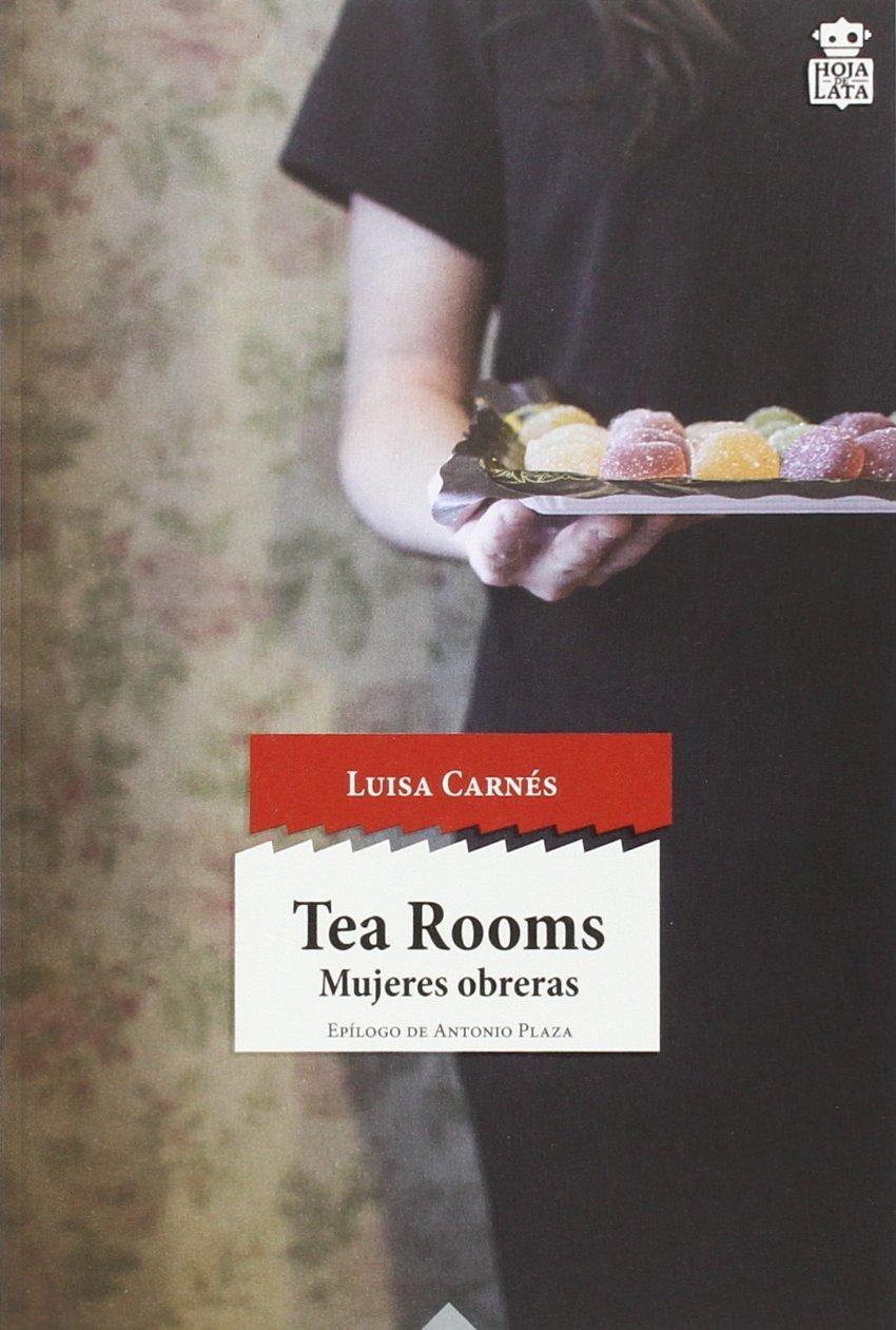 Libro de Tea Rooms. Mujeres obreras