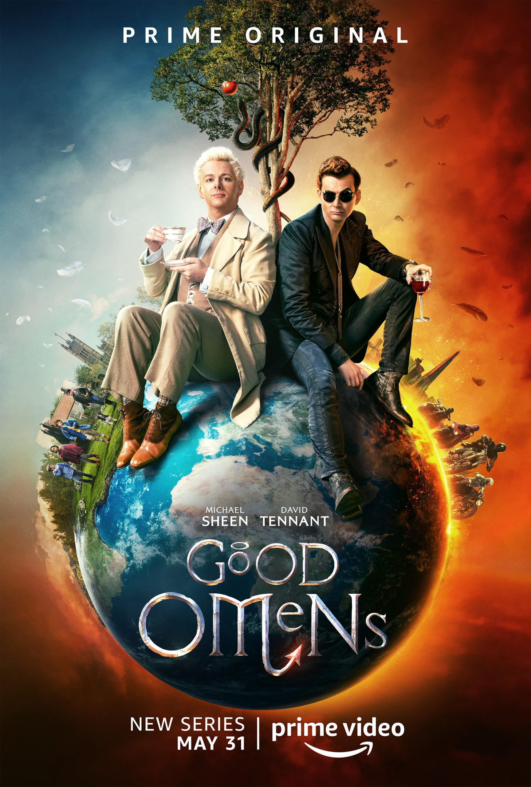 Serie de Good Omens