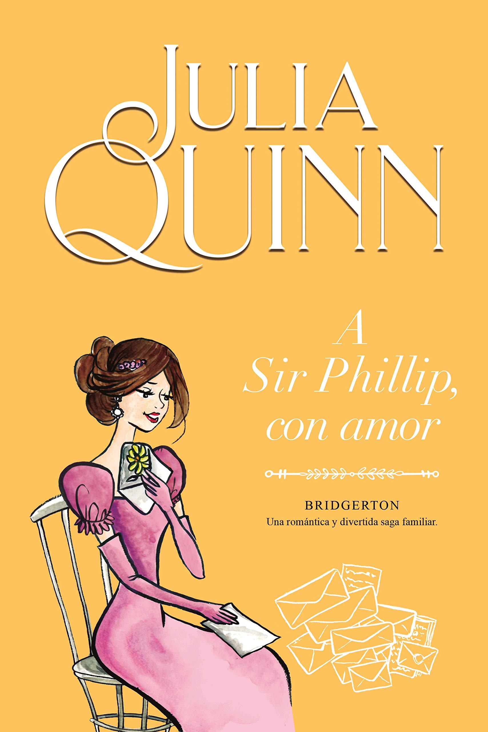 Libro de A Sir Phillip, con amor