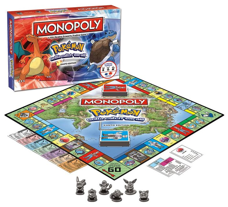 Versiones de Monopoly