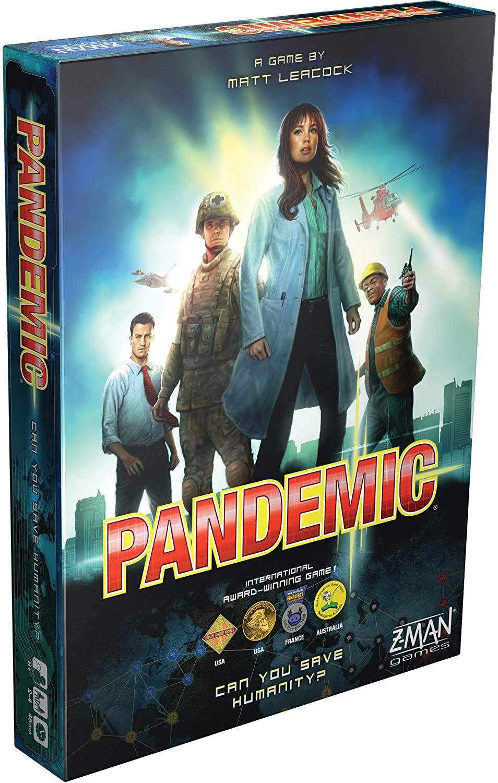 Tablero de Pandemic
