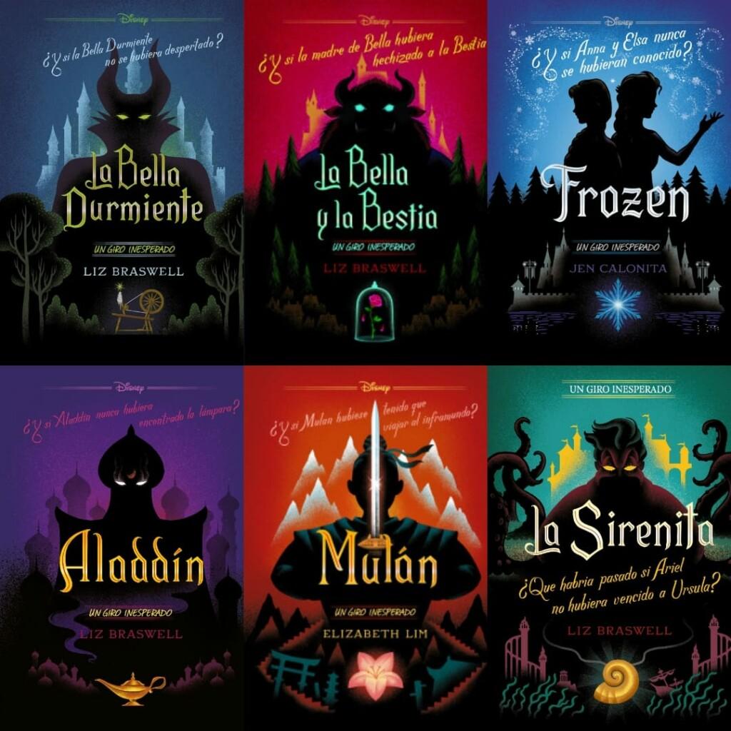 Libros Disney que no debes perderte