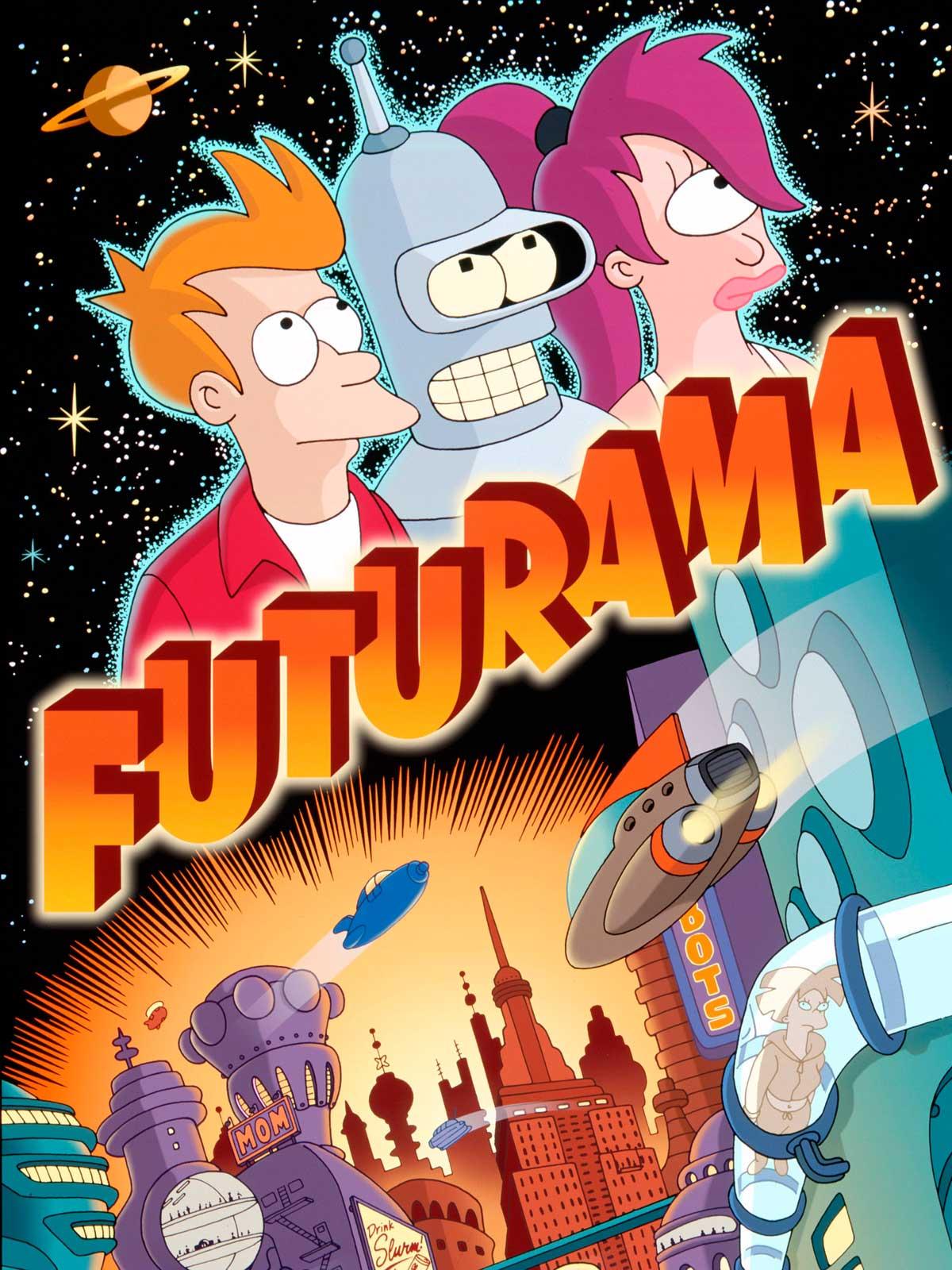 Productos de Futurama que todo fan querría tener