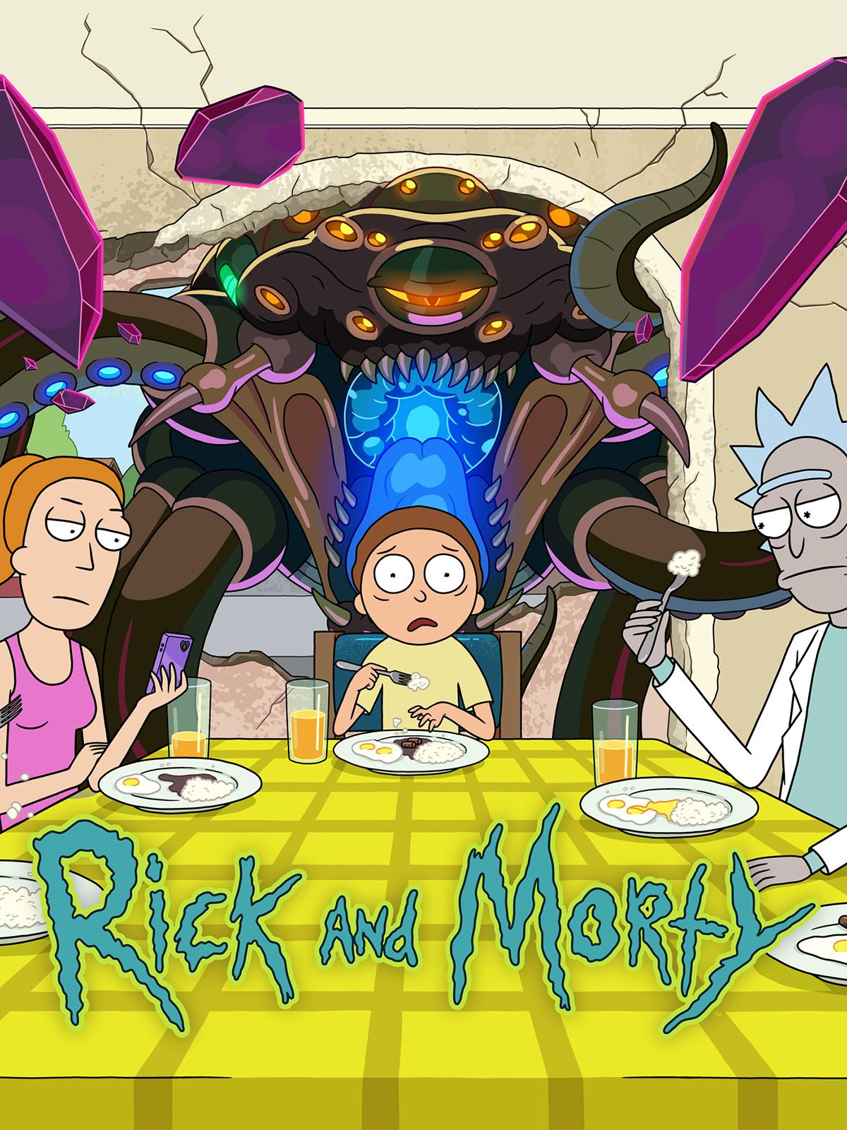 Temporada 5 de Rick y Morty