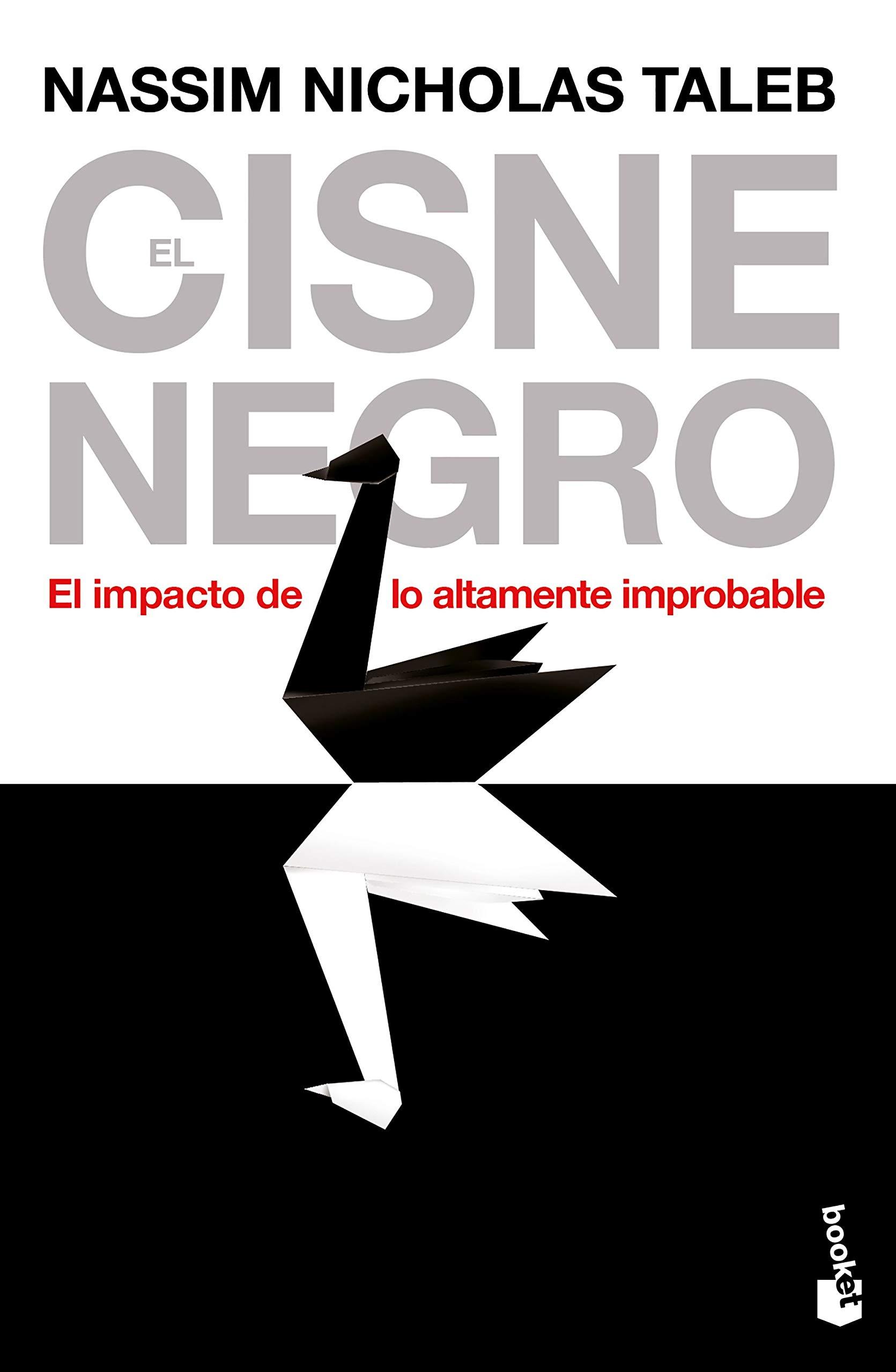 Libro El cisne negro