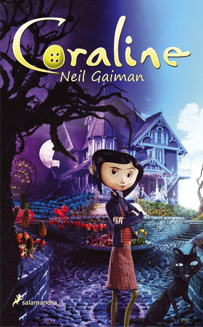 Reseña del libro de Coraline
