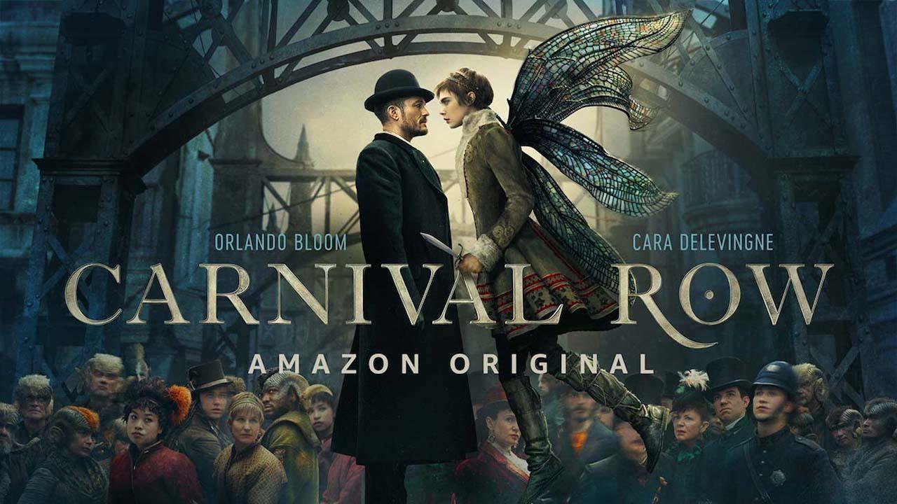 Temporada 1 de Carnival Row